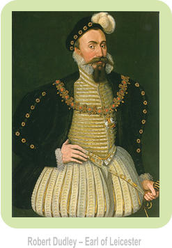Robert Dudley – Earl of Leicester