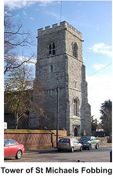 Tower of St Michaels Fobbing